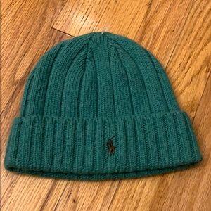 Ralph Lauren wool hat- Green